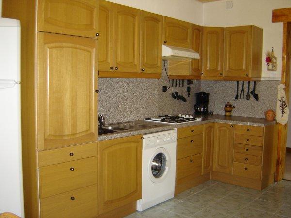 hall cuisine coin repas le gite le jai. Black Bedroom Furniture Sets. Home Design Ideas