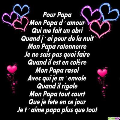 Po me pour mon papa blog de rara02500 - Poeme anniversaire papa ...